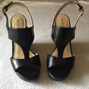 Guess Wedge Sandals